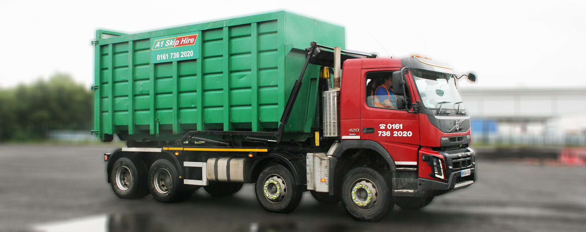 Skip Hire in Manchester